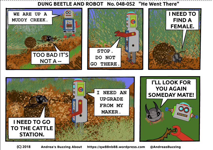 048-052-Dung Beetle and Robot-HE WENT THERE lowres
